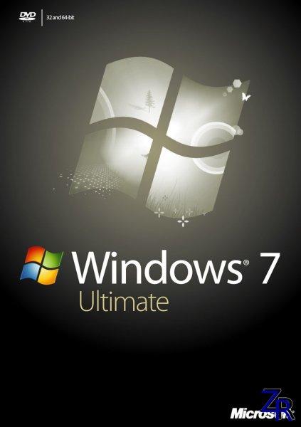 Windows 7 vUltimate x64 / x86 (2009)