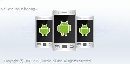 Smart Phone Flash Tool / SP Flash Tool v5.1916.00 (2019)