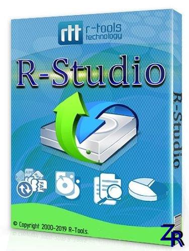 R-Studio v8.12 build 175573 (2019) [RePack by TryRooM]