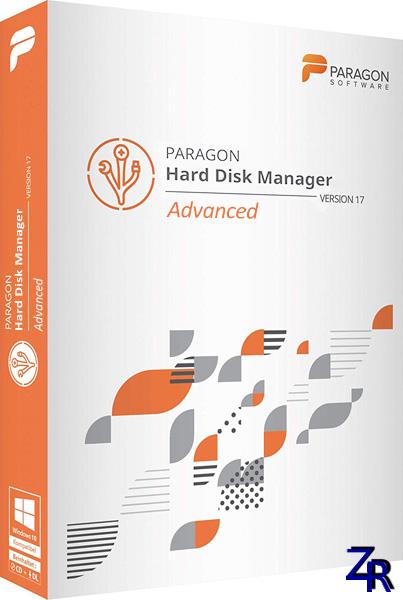Paragon Hard Disk Manager 17 v17.10.4 (2019)