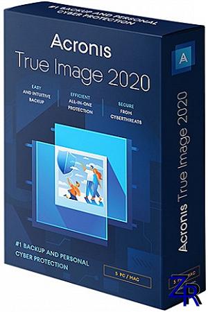 Acronis True Image 2020 v24.5.1 build 22510 Final (2019)